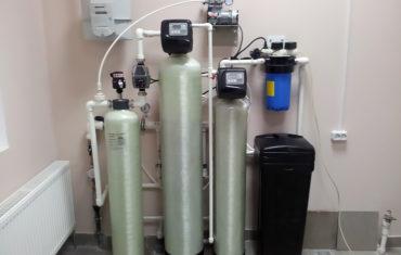Универсальная система очистки воды