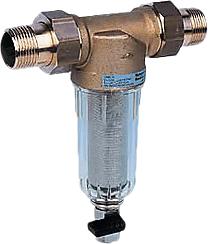 Очистка воды (водоочистка) от механических примесей